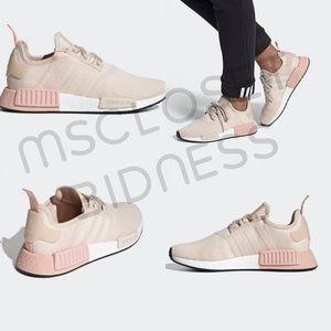 Adidas NMD Linen / Linen / Vapour Pink